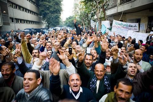 Sciopero in Egitto
