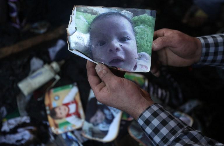 Il piccolo Ali Dawabsha morto nel rogo di Duma