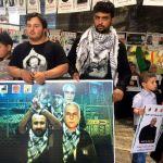 FOTO. Betlemme accanto ai prigionieri in sciopero della fame