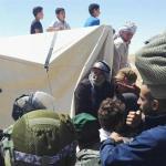 TERRITORI OCCUPATI. Irruzione esercito israeliano nel campo di protesta di Sarura