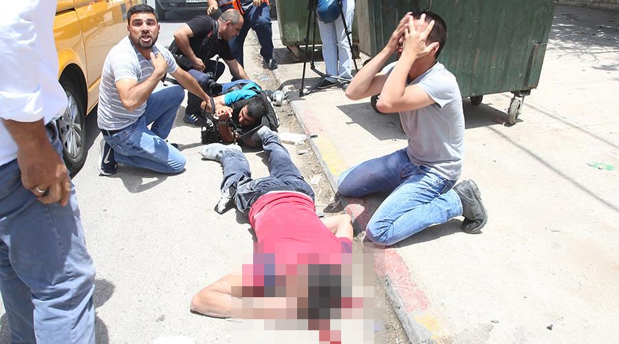 Muataz Tayeh, 23 anni, ucciso ieri a Huwara