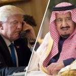 Trump a Riyadh, 110 mld di armi Usa al petromonarca Salman
