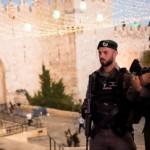 GERUSALEMME. L'ulteriore militarizzazione della Porta di Damasco