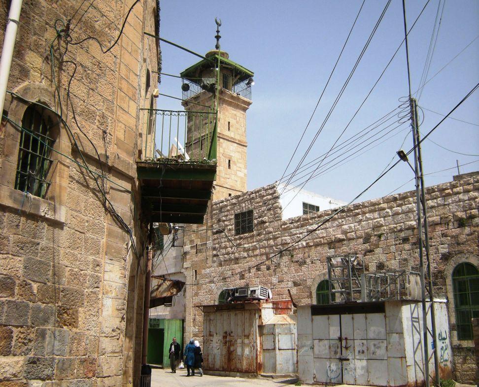 La Città Vecchia di Hebron (Foto: Chiara Cruciati/Nena News)