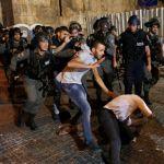 """GERUSALEMME. Fazioni palestinesi: """"Offensiva su al-Aqsa farà esplodere la regione"""""""