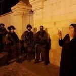GERUSALEMME. Alta tensione per le nuove misure di sicurezza israeliane