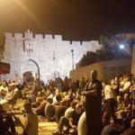 GERUSALEMME. La protesta palestinese non si ferma