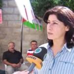 Khalida Jarrar libera dopo 20 mesi di detenzione amministrativa