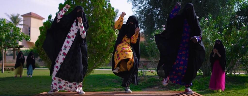 Da un videoclip realizzato da donne saudite  (Foto: YouTube)