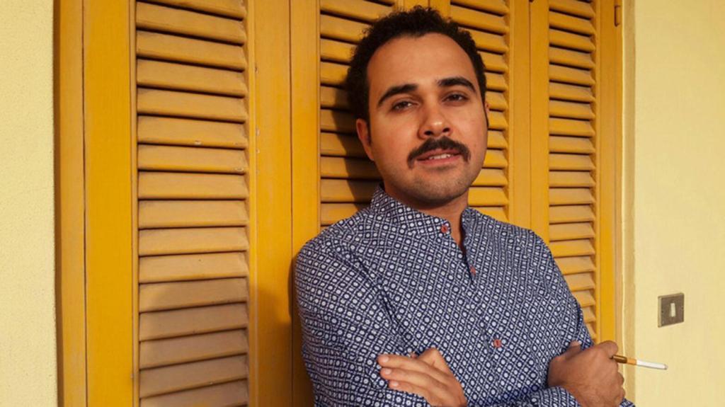 Ahmed Nagi, foto di Yasmin Hosam El Din/AP