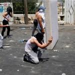 Giovane e palestinese a Gerusalemme