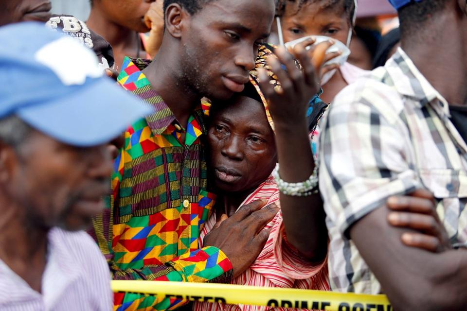 Freetown, Sierra Leone (Foto: Ifrc)