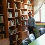 GAZA. Apre la biblioteca con i libri spediti da tutto il mondo
