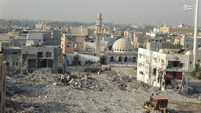 Il distretto di Almosara a Awamiyah