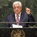 """Abbas all'Onu: """"Soluzione a due stati per fermare l'apartheid israeliana"""""""