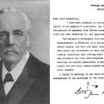 La Dichiarazione Balfour dissezionata: 67 parole che hanno cambiato il mondo
