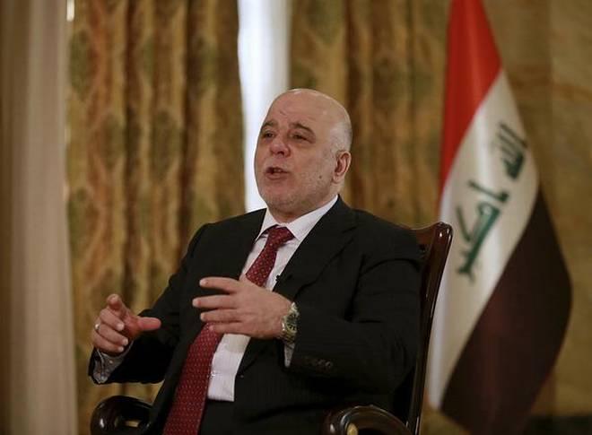 Il premier iracheno al-Abadi