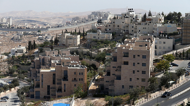 La colonia di Nof Zion, a Gerusalemme est