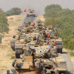L'intervento militare del Sultano Erdogan si allarga in Siria