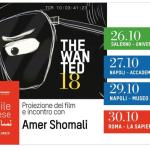 CINEMA. Amer Shomali e le sue 18 mucche tra Salerno, Napoli e Roma