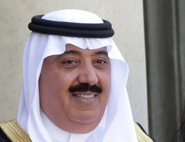 Miteb bin Abdallah (Foto: Reuters)