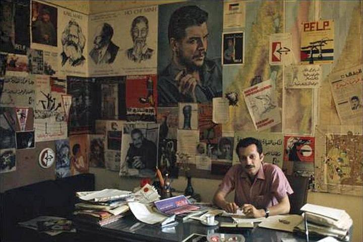 Lo scrittore Ghassan Kanafani