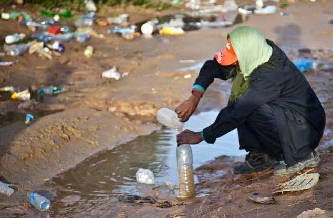 Gli effetti della mancanza d'acqua in Libia