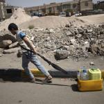"""YEMEN. Agenzie Onu: """"Rimuovere il blocco imposto dai sauditi"""""""