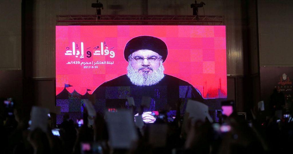 Il discorso di ieri del leader di Hezbollah, Nasrallah, in tv