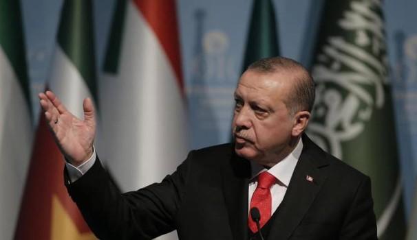 Erdogan. Ansa