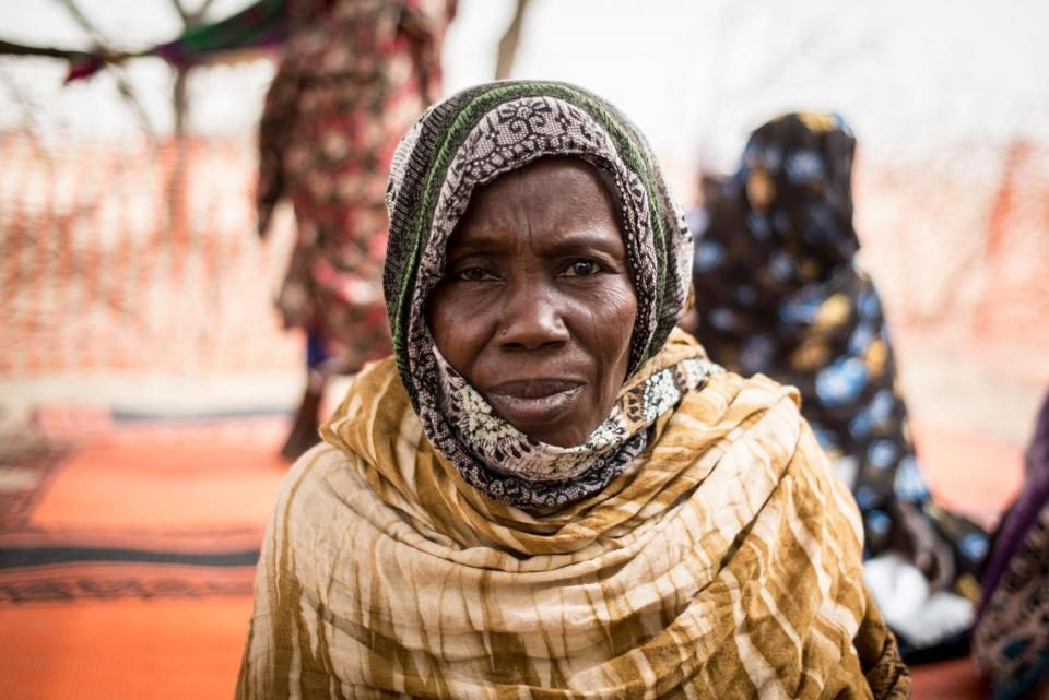 Una donna nella Repubblica Democratica del Congo (Foto: Medici senza Frontiere)