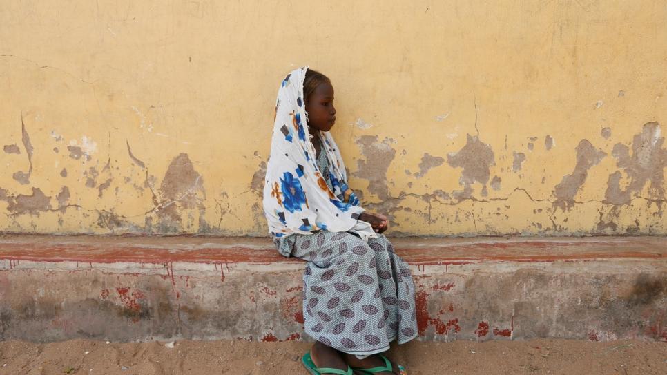 Donna nella Repubblica Democratica del Congo (Foto: UNHCR)