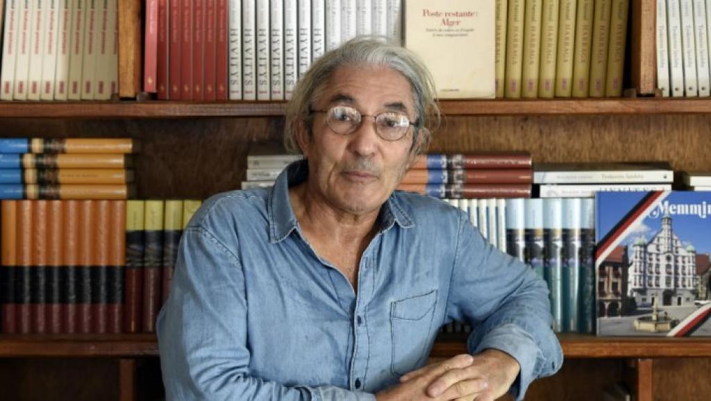 Lo scrittore algerino Boualem Sansal