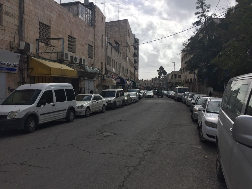 Via Salah ad-Din, Gerusalemme (Foto: Michele Giorgio)