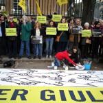 Oggi in piazza per la verità su Giulio Regeni