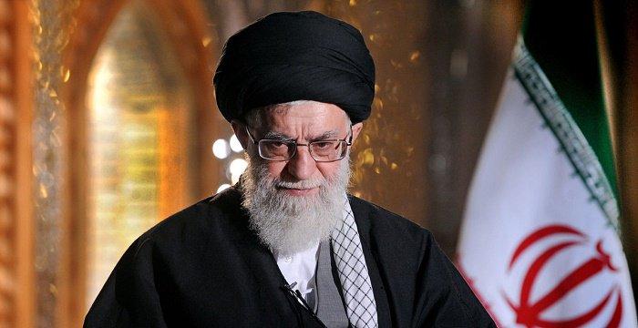 La Guida Suprema iraniana Khamenei