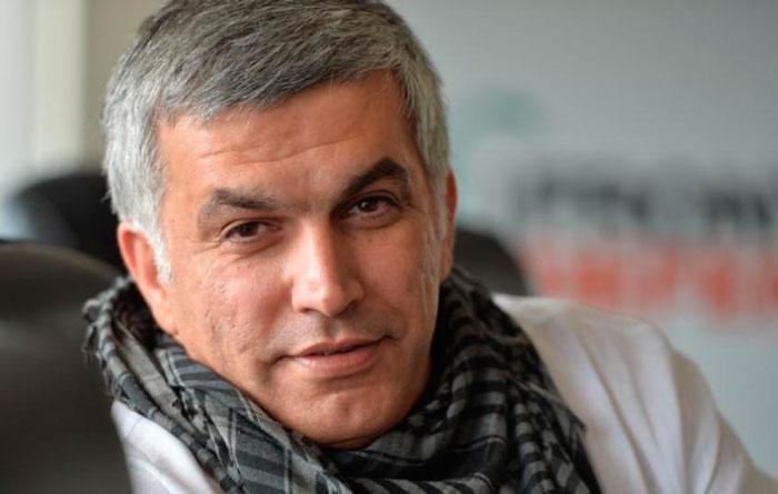 L'attivista Nabeel Rajab