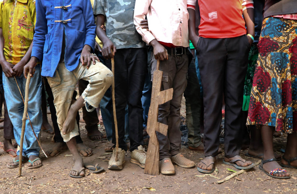 Bambini soldato, Sud Sudan. (Foto: Al-Jazeera)