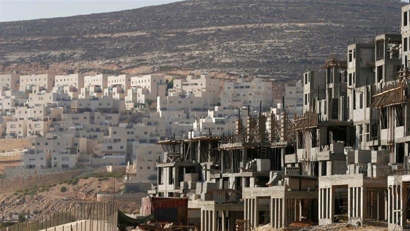 Colonie israeliane. (Fonte foto: al-Jazeera)
