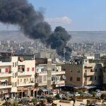 """SIRIA. Afrin, 25 giorni di """"Ramo d'Ulivo"""" e 180 vittime civili"""