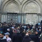 GERUSALEMME. Lo sciopero dei patriarchi