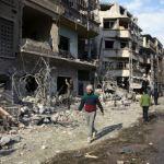 SIRIA. Nessuna pausa a Ghouta est, corridoi umanitari deserti