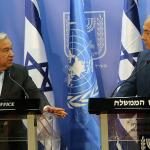 """Netanyahu al Segretario Onu: """"Il Golan sarà sempre nostro"""""""