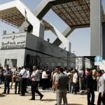 GAZA. Egitto chiude di nuovo valico Rafah,  centinaia palestinesi bloccati