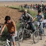 GAZA. Esercito israeliano schiera tiratori scelti contro la Marcia del Ritorno