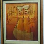 CULTURA. La Palestina nei quadri di al-Mughanni