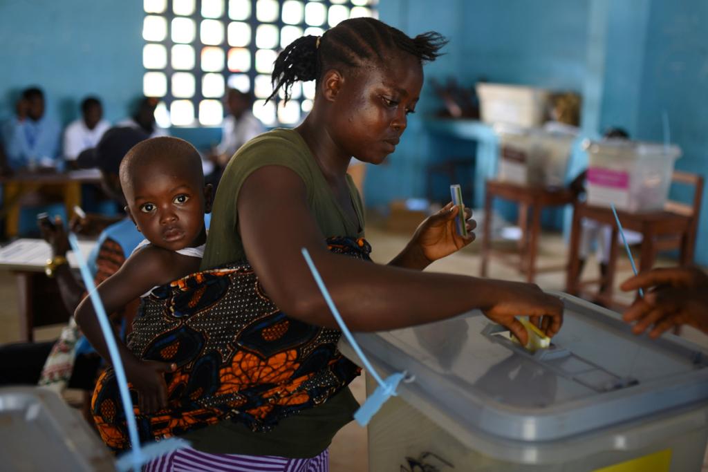 Elezioni in Sierra Leone (Foto: Al Jazeera)