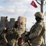 "SIRIA. Erdogan: ""Oggi pomeriggio cadrà Afrin"""