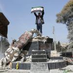 """SIRIA. Cade Afrin ma Rojava non si arrende: """"Saremo il vostro incubo"""""""