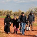SIRIA. In fuga da fame e bombe: Afrin e Ghouta allo stremo